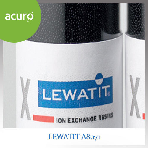 Lewatit A8071, Pack Size: 200 Ltr, Rs 180 /litre, Acuro