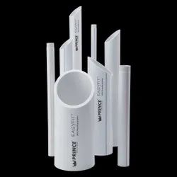 For Utilities Water Prince Easy UPVC Pipe