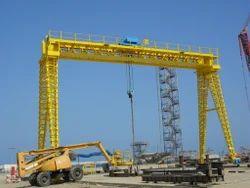 Industrial EOT Overhead Cranes
