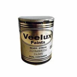 Veelux Heat Resistant Aluminium Paint