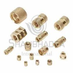 DBI-014 Brass Plastic Molding Insert