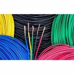 PVC (Insulation Material) RR Kabel Power Cable, Nominal Voltage: 1100 V, Wire Size: 90 Meter