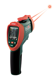 Digital Laser Video IR Thermometer