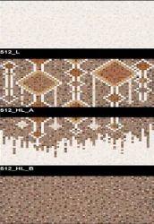 512 (L, HL-A, HL-B) Hexa Ceramic Tiles