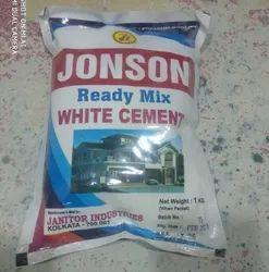 Jonson White Cement, Packaging Type: PP Sack Bag