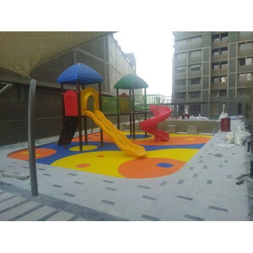Kids Outdoor Multi Play Station, Age Group: 5 to 10 Years