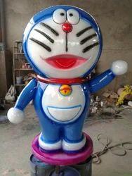 Doramon Statue