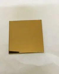 Rose Gold Mirror Sheets 16 Gauge