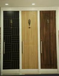 WATSON WOODS Wood LAMINATED FLUSH DOOR, for Home