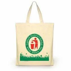 Loop Handle Printed Polyester Carry Bag, Packaging Type: Packet
