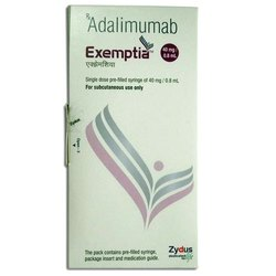 Exemptia Adalimumab 40mg Injection
