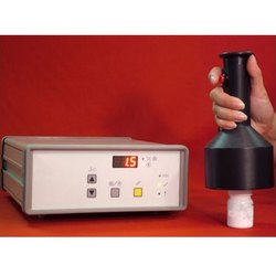 Semi Automatic Induction Cap Sealing Machine