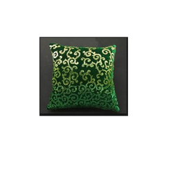 Velvet Embroided Embroidered Cushions