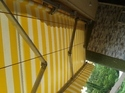 Folding shed Awnings