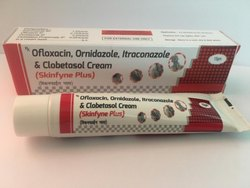 Itraconazole, Ofloxacin, Ornidazole, Clobetasole Cream 15gm
