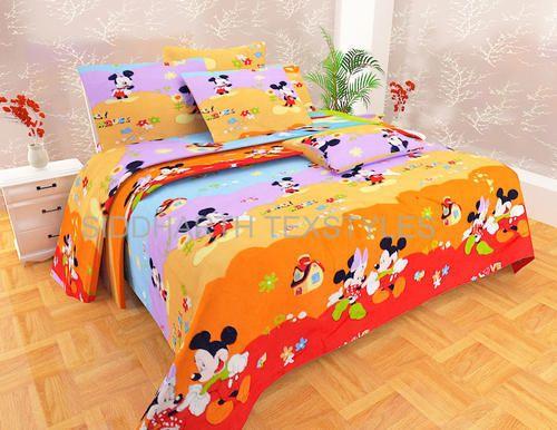 Delicieux La Realeza Poly Cotton 3d Cartoon Bed Sheets