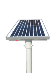 Integrated Lithium Ion Solar Street Light