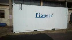 Refrigerated-Reefer Container Rental Services