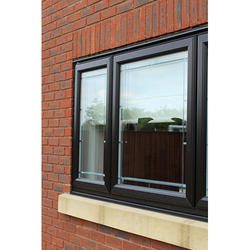 Hinged UPVC Windows