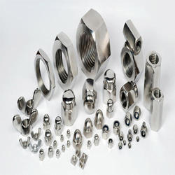 Copper Nickel Alloy Weld Fasteners