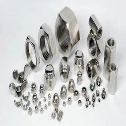 Copper Nickel Alloy Weld Fasteners