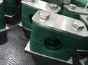 Stainless Steel Hydraulic Clamps