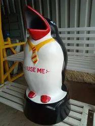 Penguin Dustbin Small SE-113