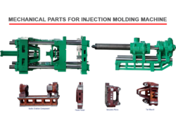 Clamping System For  Injection Molding Machine