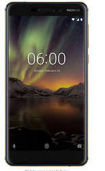 Nokia 6 Point 1 2018 4GB Plus 64 GB