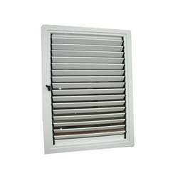 UPVC Adjustable Louver Window