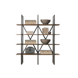 metal products gry furniture low prpd high us group bookcases bookshelf global df