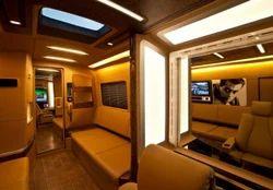 Modification Service Caravan Designing