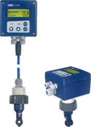 Inductive Conductivity/Concentration and Temperature Transmitter