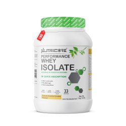 Whey Isolate Vanilla Cream 1 kg