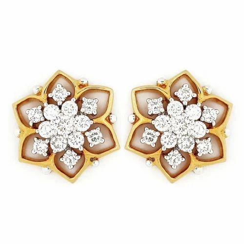 Product Image Read More Nakshatra Diamond Earrings