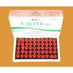 Cavityfil Silver Alloy (48%) Spill3 - 50 Capsules