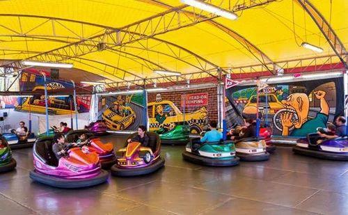 Service Provider Of Sky Swinger Bumper Cars By Adventure Resorts New Kufri Shimla