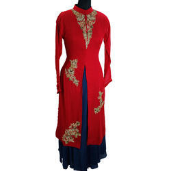 Ethnic Wear Ladies Designer Dress
