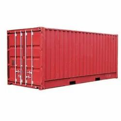 Galvanized Steel Air Cargo Container, Capacity: 10-20 Ton