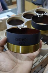 2226 Model 993 X 50mm Flat Wire Voice Coil