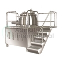 High Shear Rapid Mixer Granulator