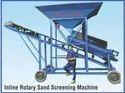 MS Sand Screening Machine