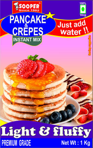 Pan Cake And Crepes Premix 1 Kg