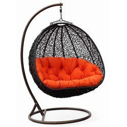 Metal Swing Chair