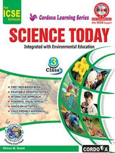 Class-3 Books - My World Of Science Book Class 3 Service