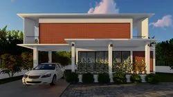 Concrete Frame Structures Architectural Designing Services