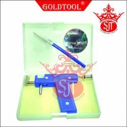 Gold Tool Ear Piercing Gun