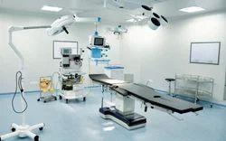 PVC Modular Operation Theatre