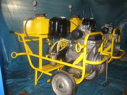 Diesel Engine Powered Hydraulic Power Pack