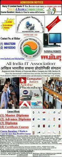 Tally Erp 9 Training, Tally Training - All India IT Association